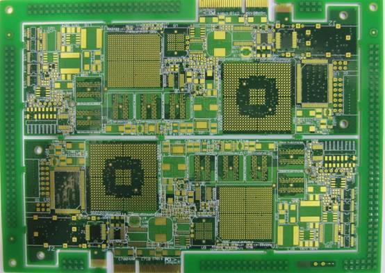 电路板 户型 户型图 平面图 554_393